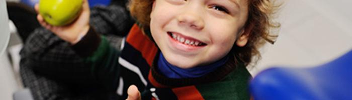 Prevenir la caries infantil es posible