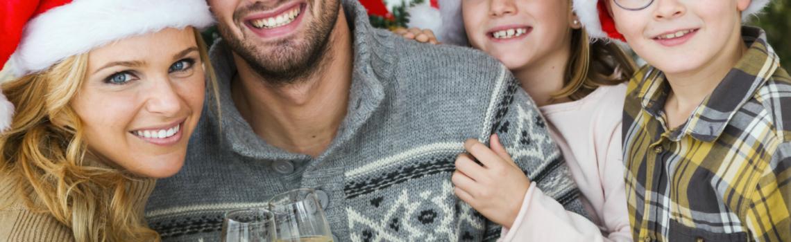 Cómo cuidar en Navidad tu Salud Bucodental